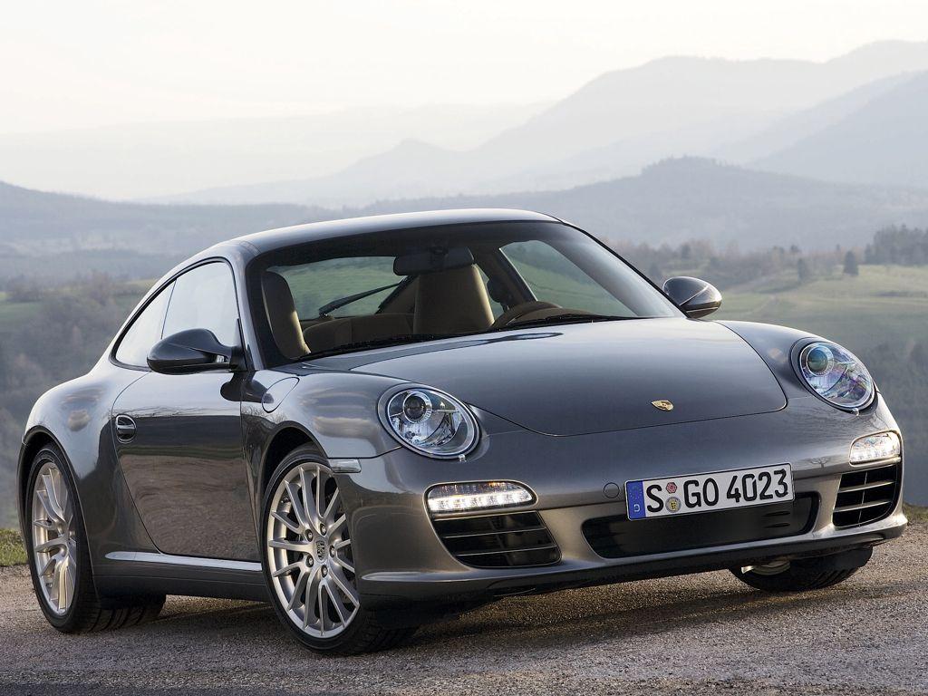 Porsche 911 Carrera 4 (2011)