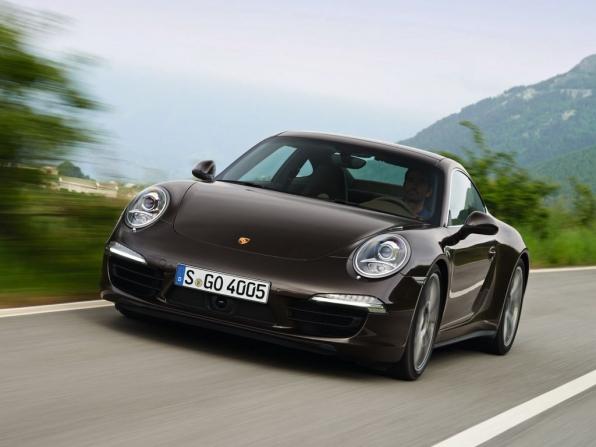 Porsche 911 Carrera 4S (2013)