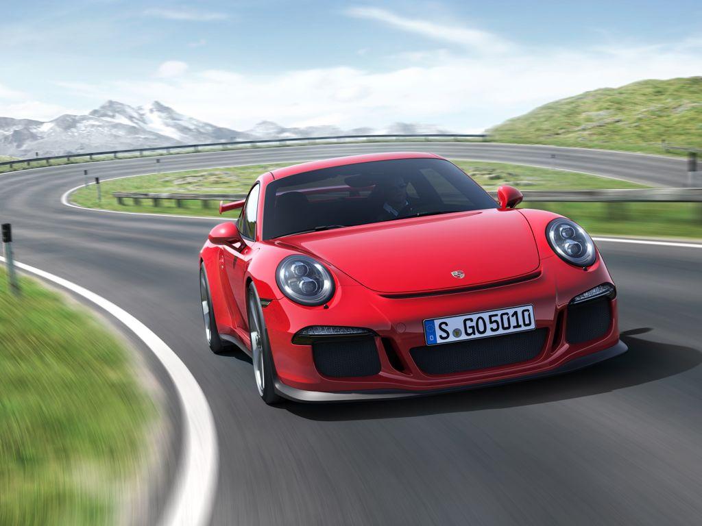 Porsche 911 GT3 (2013)