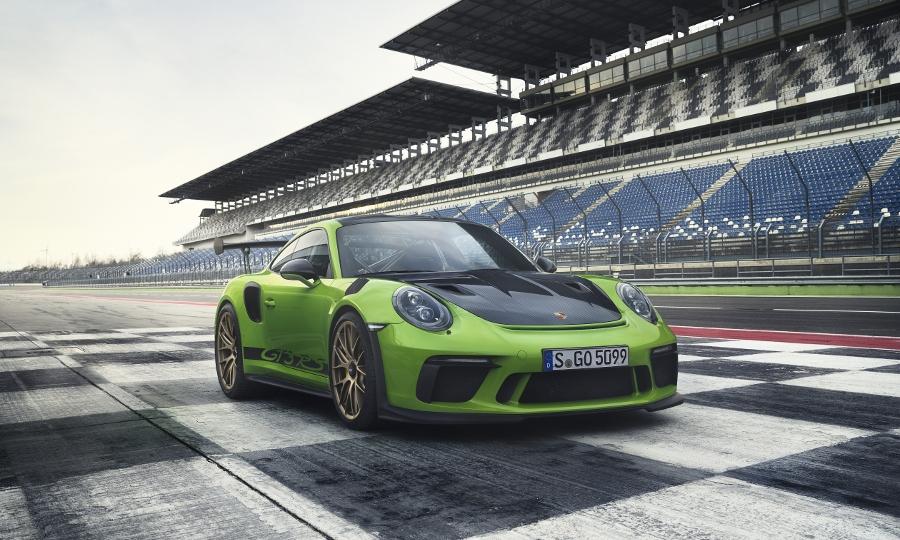 Porsche 911 GT3 RS (2018) AUTOmativ.de Stefan Emmerich