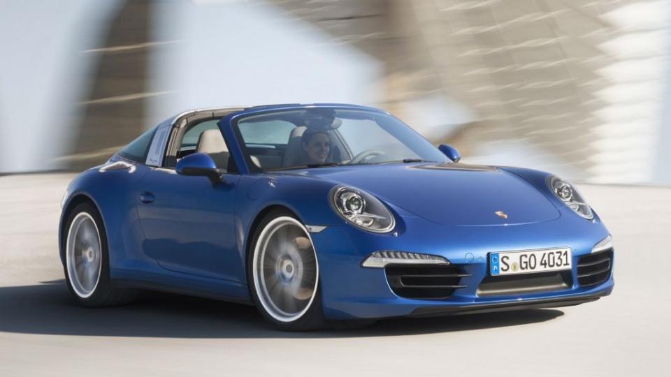Porsche 911 Targa 4 (2014)