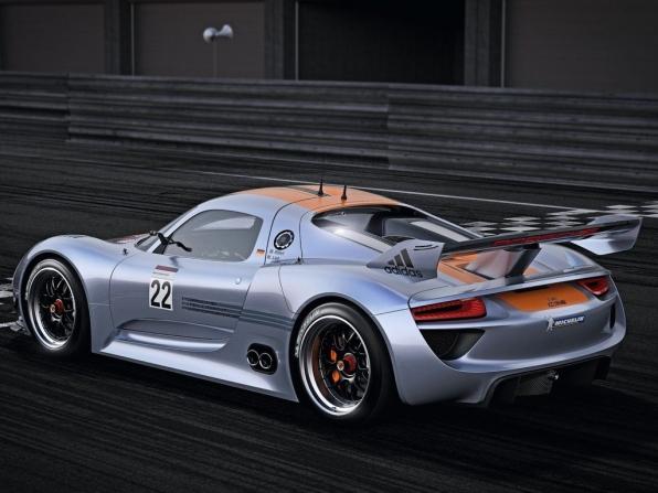 Porsche 918 RSR (2013)