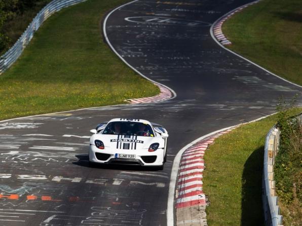 Porsche 918 Spyder Nürburgring (2012)