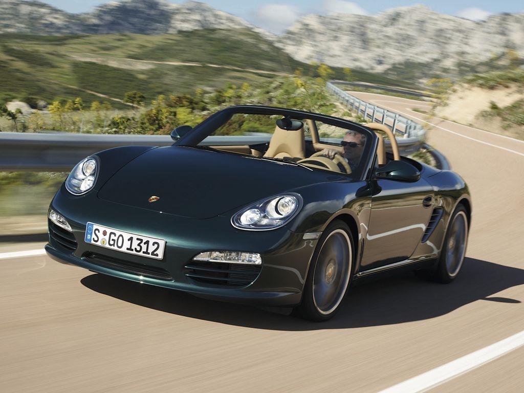 Porsche Boxster (2011)