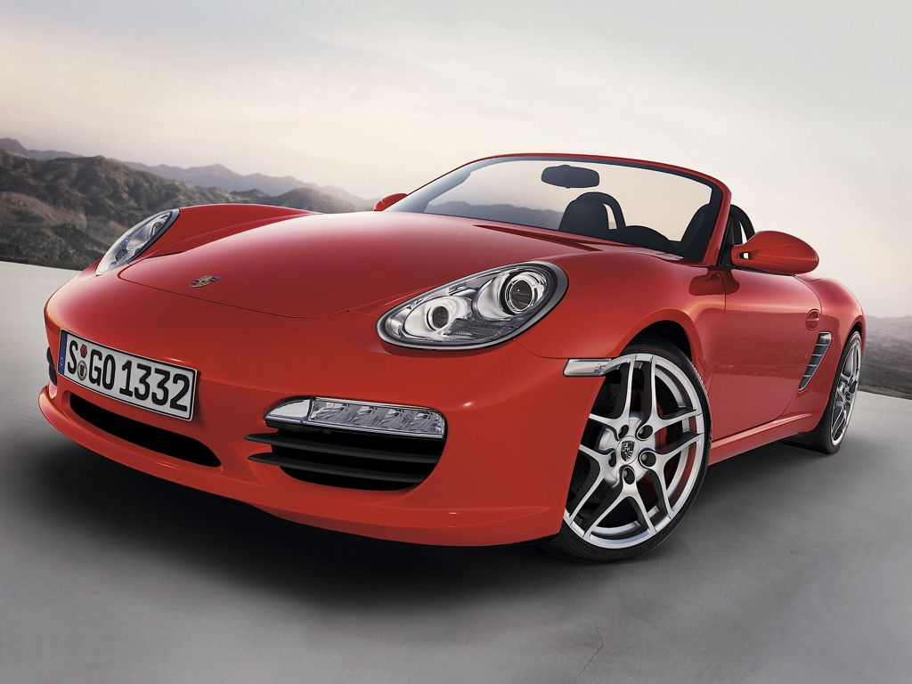 Porsche Boxster S (2011)