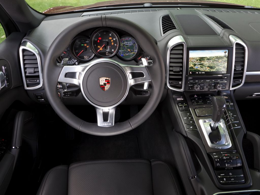 Porsche Cayenne (Mj 2011)