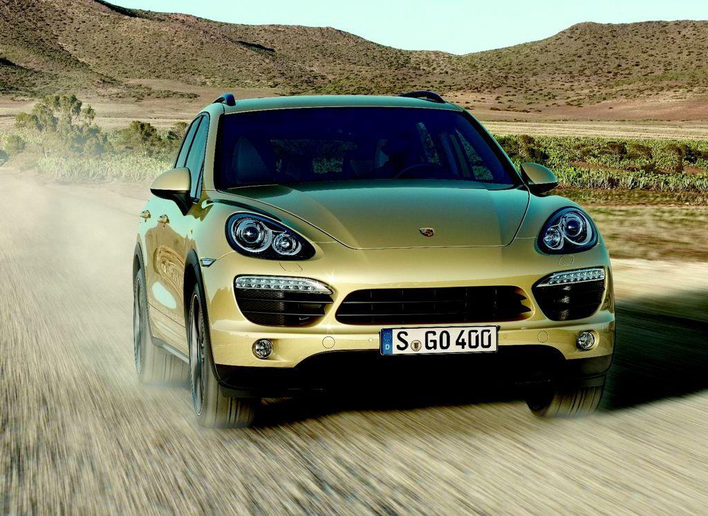 Porsche Cayenne S: Preis