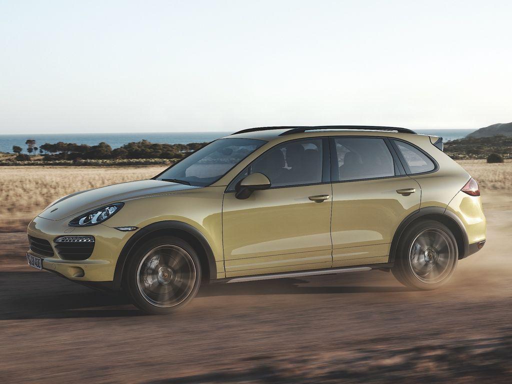 Porsche Cayenne S Verbrauch