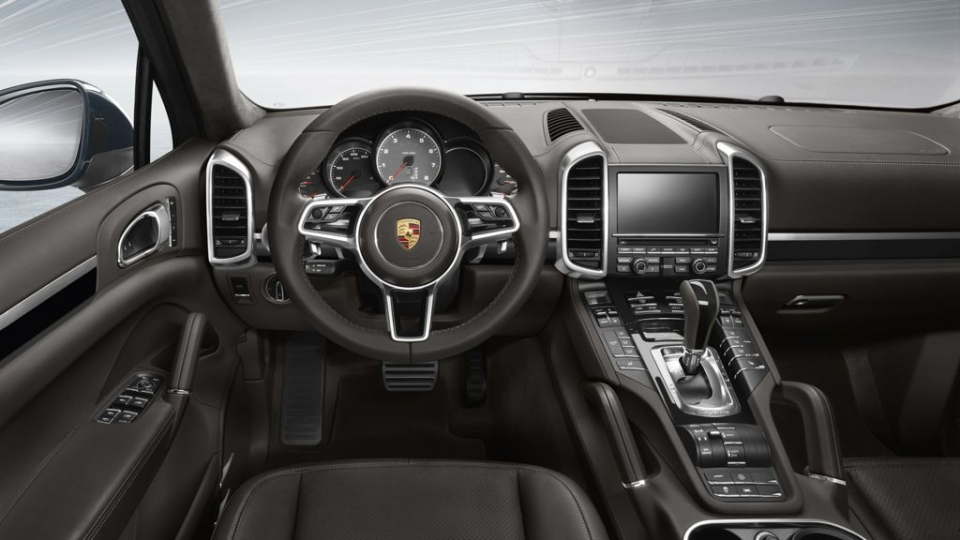 porsche cayenne facelift modelle preise und motoren. Black Bedroom Furniture Sets. Home Design Ideas