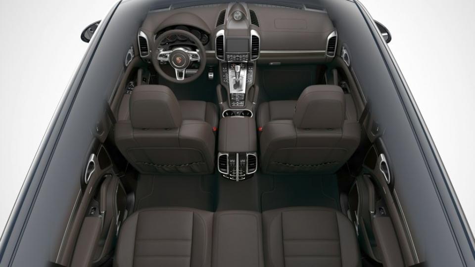 Porsche Cayenne S (ab MJ 2015)