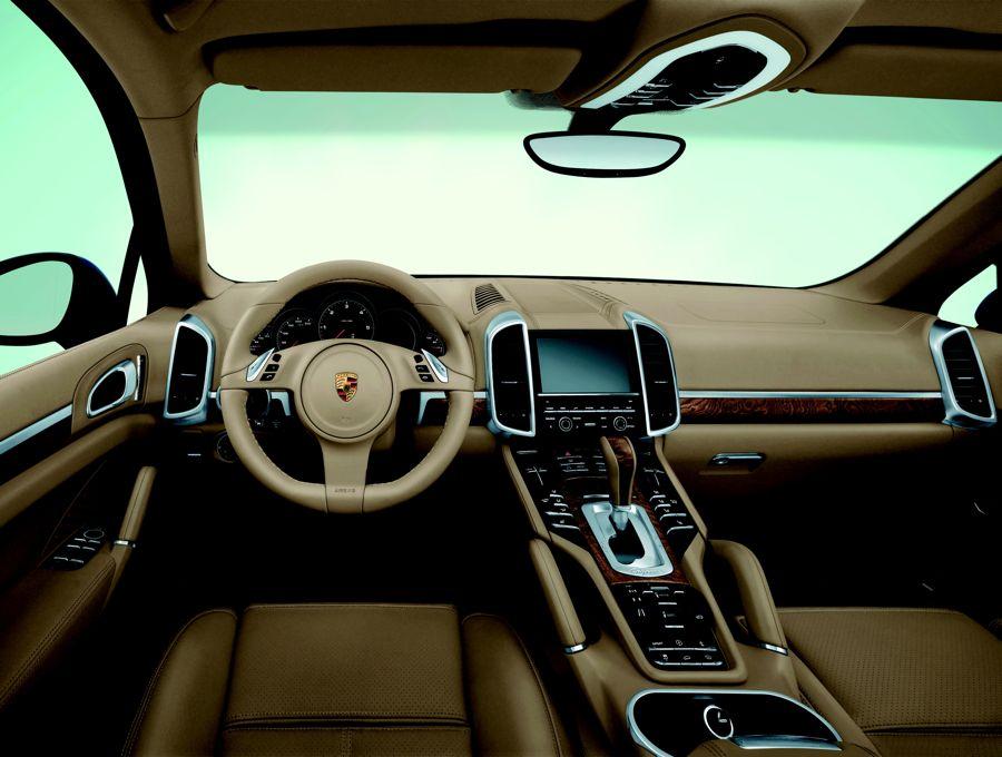 Porsche Cayenne S Hybrid 2009