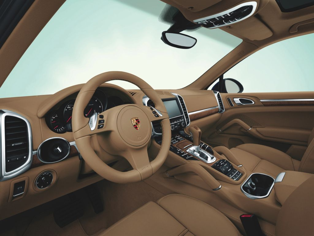 Porsche Cayenne S Hybrid (Mj 2011)