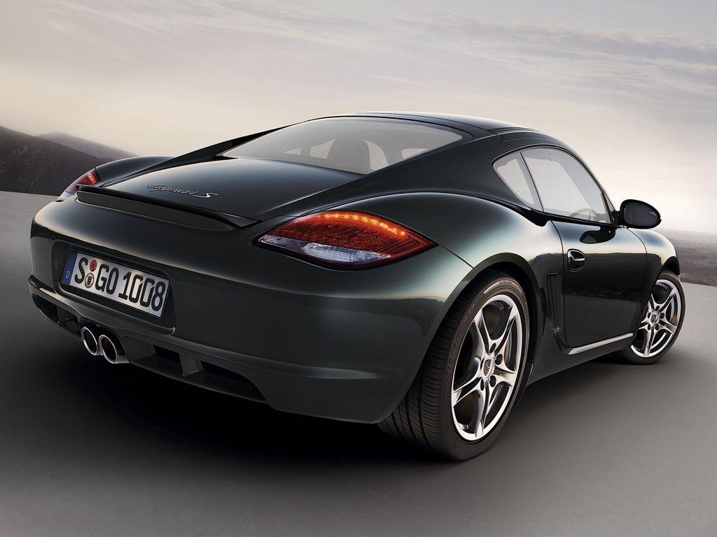 Porsche Cayman S (2011)