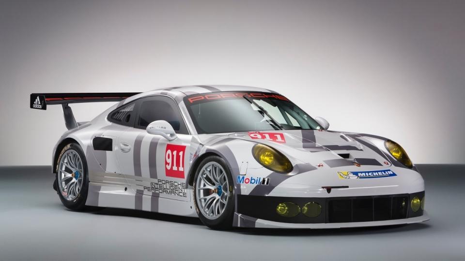 Porsche im Motorsport 919 und 911 GT3 RSR