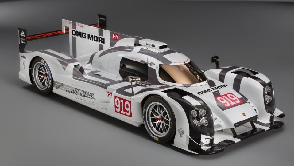 Porsche im Motorsport 919