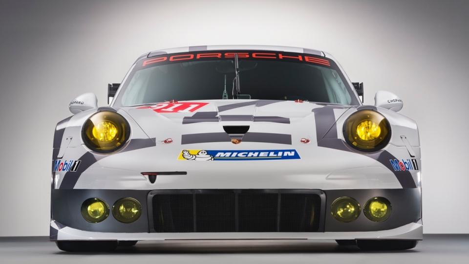 Porsche im Motorsport 911 GT3 RSR