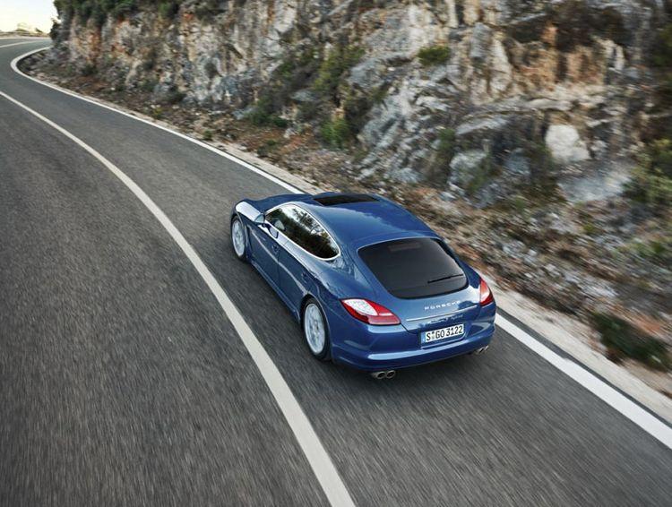 Porsche Panamera S Hybrid 2011
