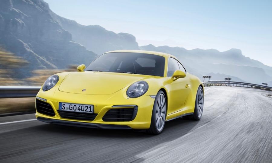 Porsche Targa 4 und Carrera 4