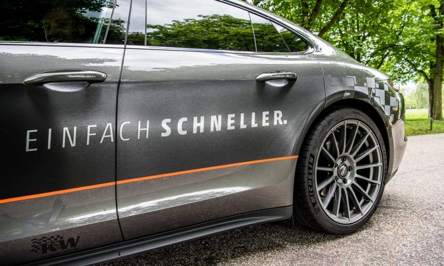 RaceChip Porsche Panamera 4S Diesel