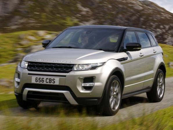 Range Rover Evoque (2012)