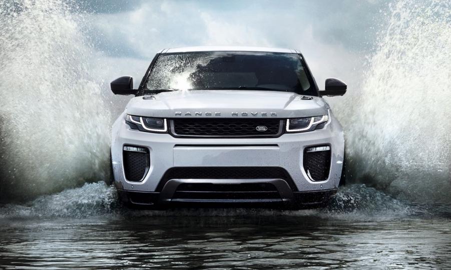 Range Rover Evoque (2016)