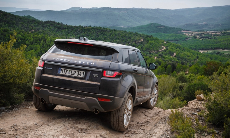 Range Rover Evoque im Test (MY 2016)