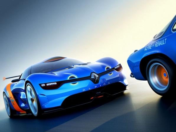 Renault Alpine A110-50 (2012)