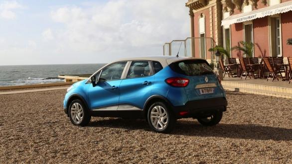 Renault Captur ENERGY (2014)