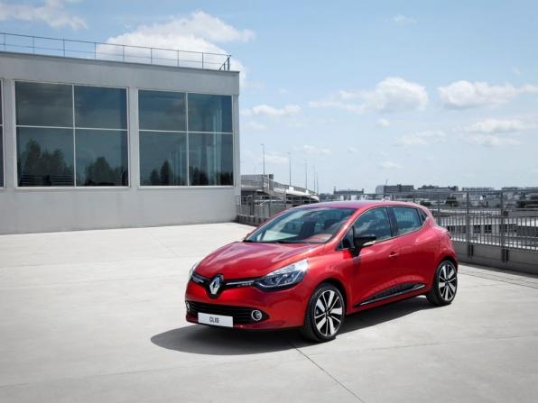 Renault Clio (2013)