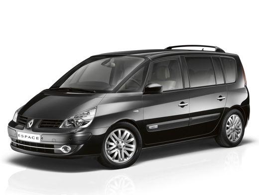 Renault Espace Mit Besserer Ausstattung