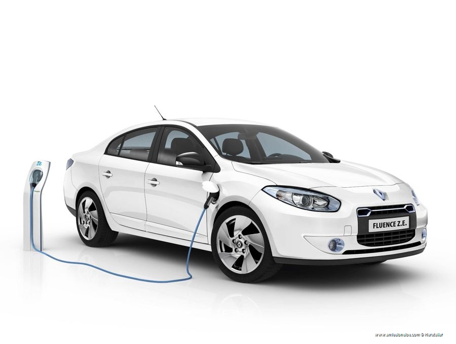 Renault Fluence Ze 2010