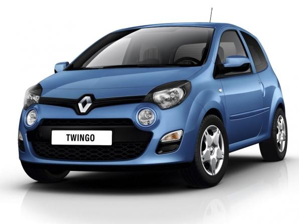 Renault iTwingo (2012)