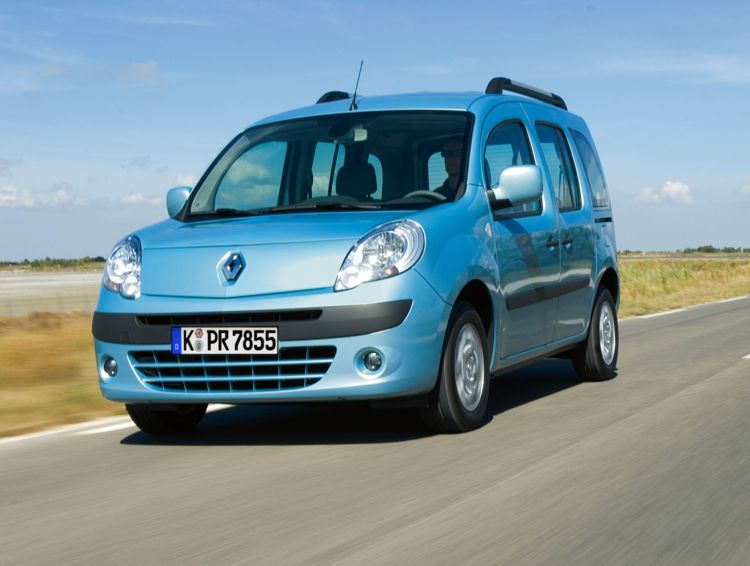 Renault Kangoo Lpg 2010