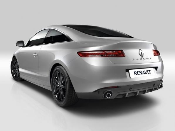 Renault Laguna Facelift Preis