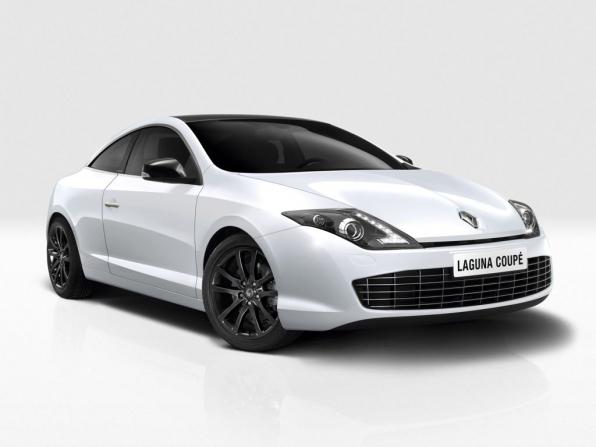 Renault Laguna Facelift Bilder