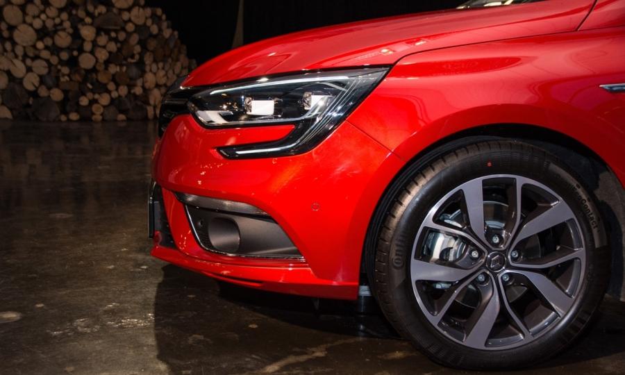 Renault Mégane GT und Bose Edition