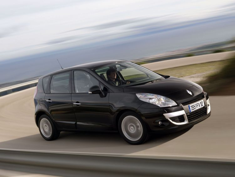 Renault Scnic Einstiegspreis Ab 18900 Euro