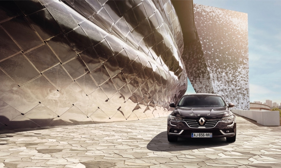 Renault Talisman (2017)