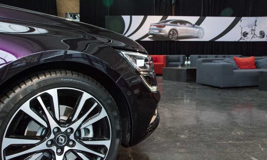 Renault Talisman Integrale im Test