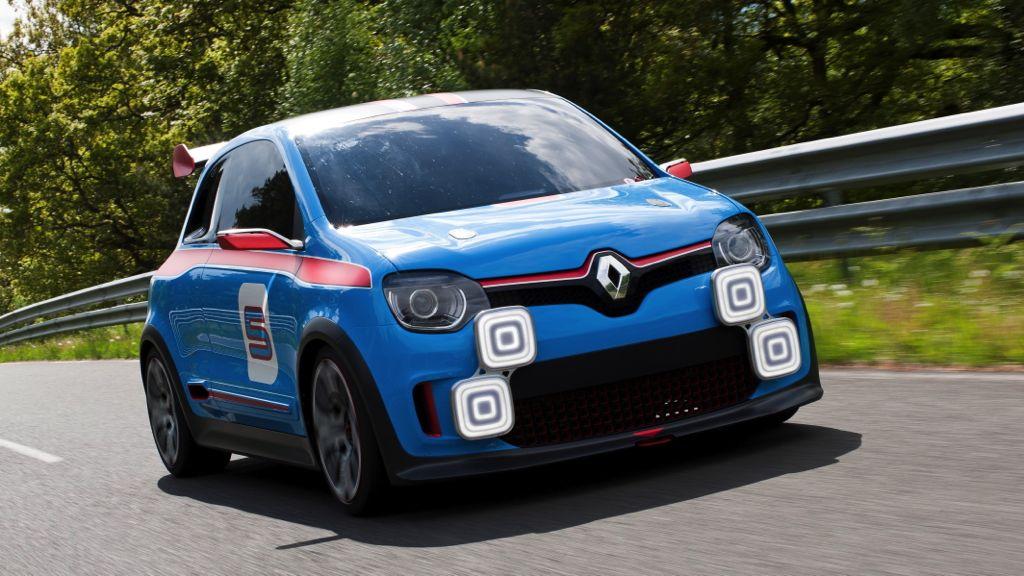 Renault Twin Run (2013)