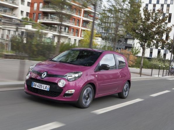 Renault Twingo (2012)