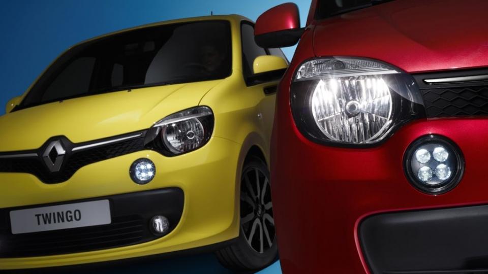 Renault Twingo (ab 2014)