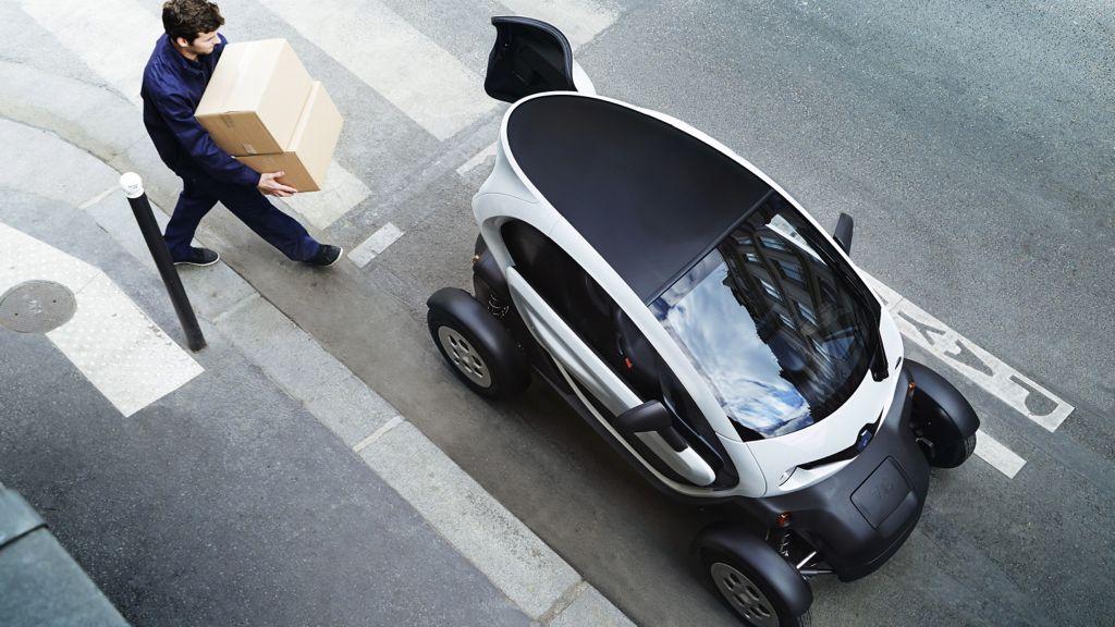 Renault Twizy Cargo (2013)
