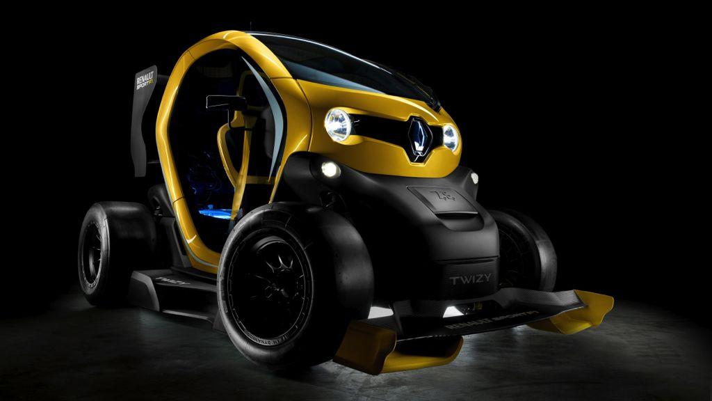 Renault Twizy F1 Sport (2013)
