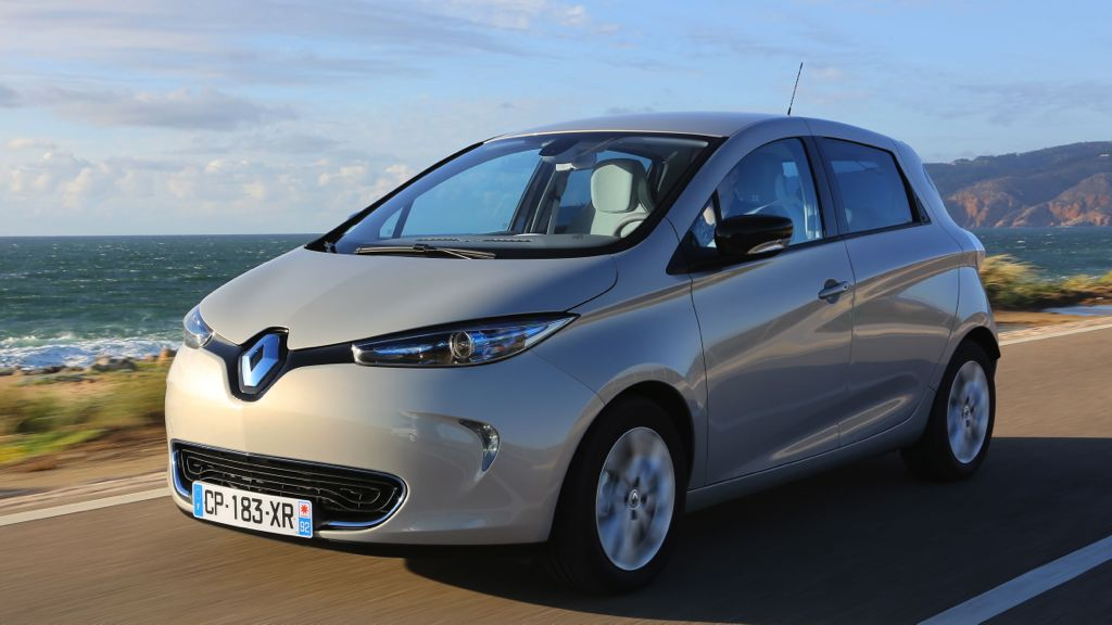 Renault ZOE (2013)