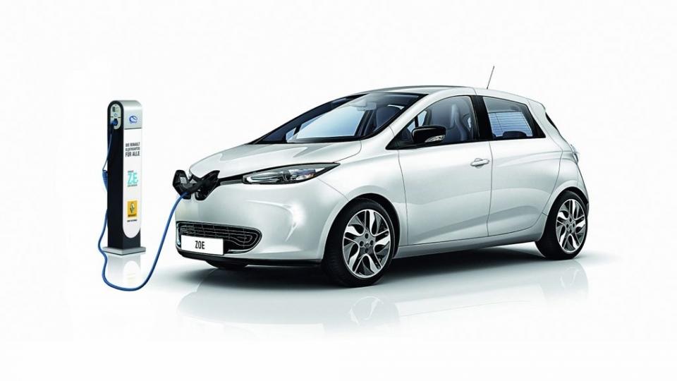 Renault Zoe (2014)