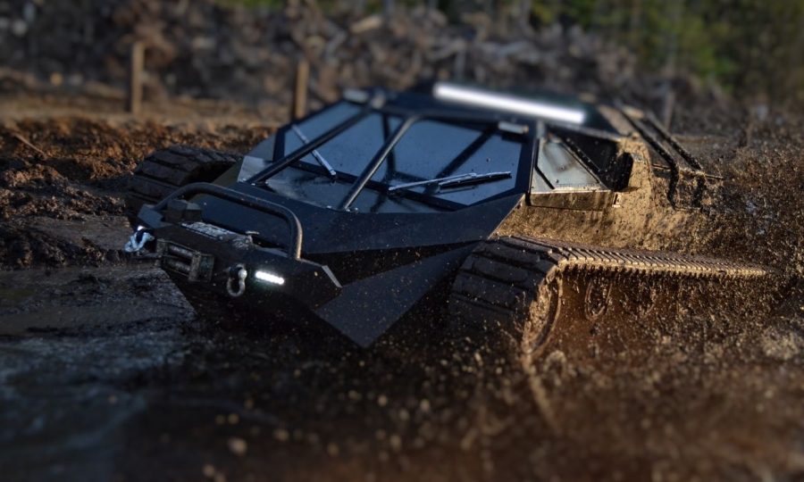 Ripsaw EV2 Luxus-Panzer