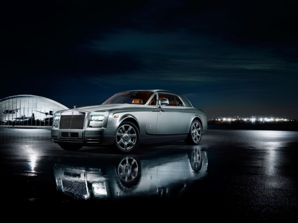 Sondermodell Rolls-Royce Phantom Series II Coupé Aviator Collection