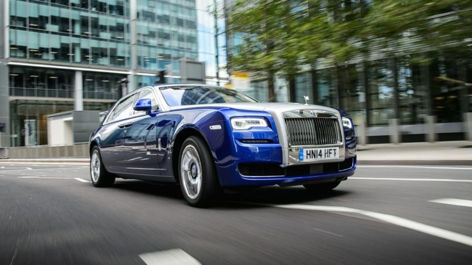 Rolls Royce Ghost II (ab 2014)