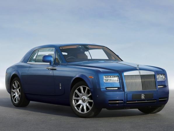 Rolls Royce Phantom Coupe (2012)